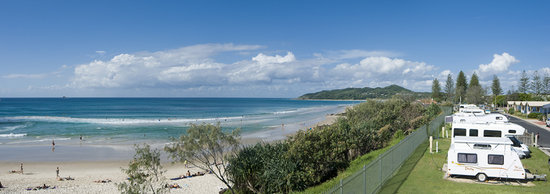 Photo of First Sun Holiday Park Byron Bay