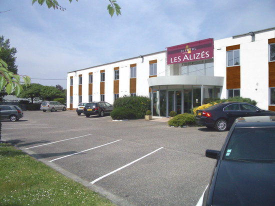 Photo of Citotel Les Alizes Bordeaux