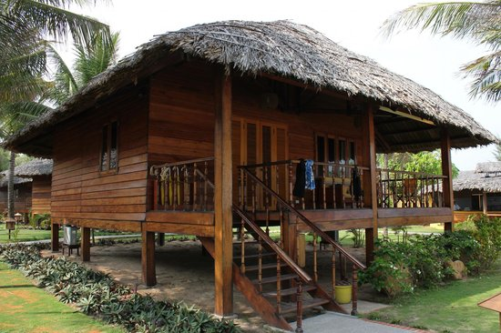 Coco Beach Resort: Our family bungalow