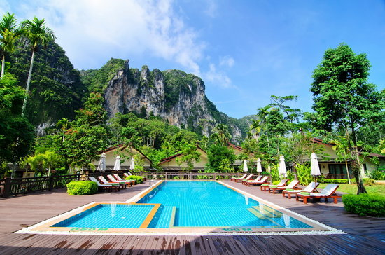 Aonang Phu Petra Resort, Krabi
