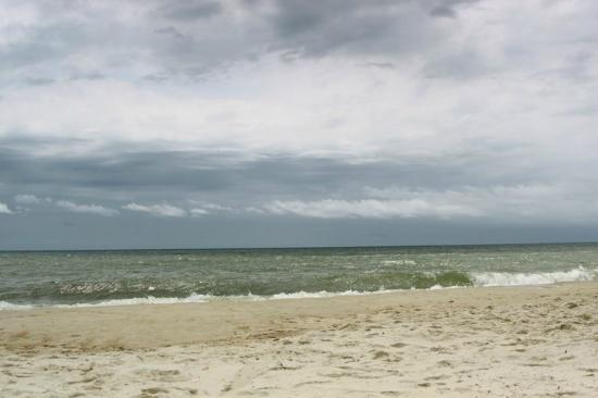 Saint George Island State Park: lovely beach