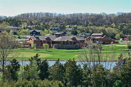 Old Kinderhook Resort & Golf Club: Golf Village