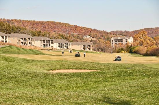 Old Kinderhook Resort & Golf Club: Bell Tower Villas 10/2011