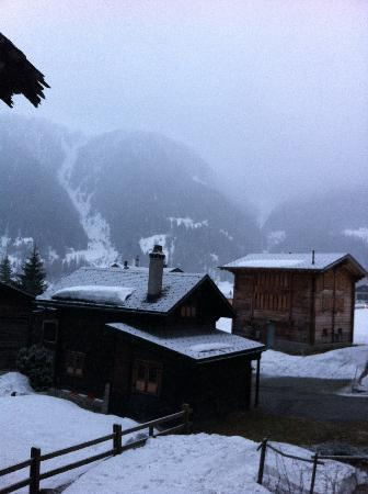 Boutique Chalet Leerschir: village