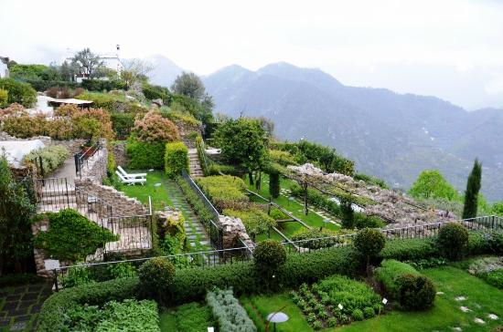 Hotel Caruso by Orient-Express: The Garden View