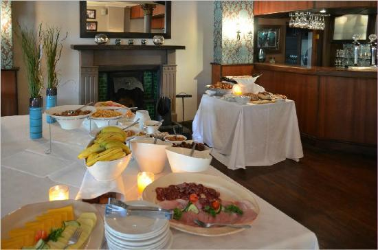 Chapmans Peak Beach Hotel: Breakfast buffet