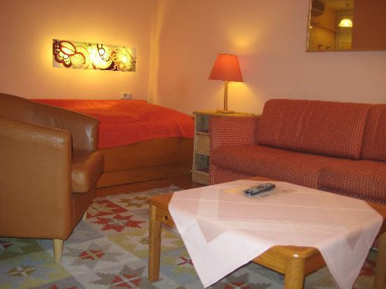 Mondial Appartement Hotel: Studio