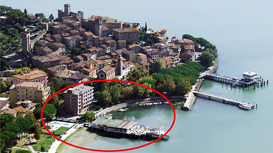 Photo of Hotel Lido Passignano Sul Trasimeno