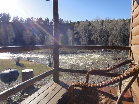 Fireside Inn Cabins : San Juan River