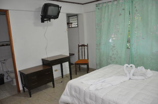 Fundadores Hotel: Room
