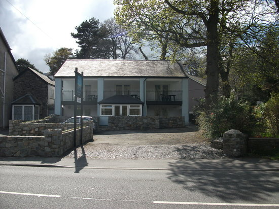 Llanberis Lodges