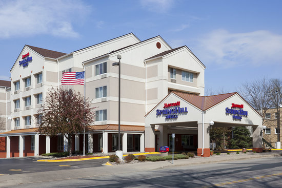 SpringHill Suites Mayo Clinic Area/St. Mary's: Welcome to SpringHill Suites by Marriott Mayo Clinic Area/Saint Marys in Rochester, Minnesota!