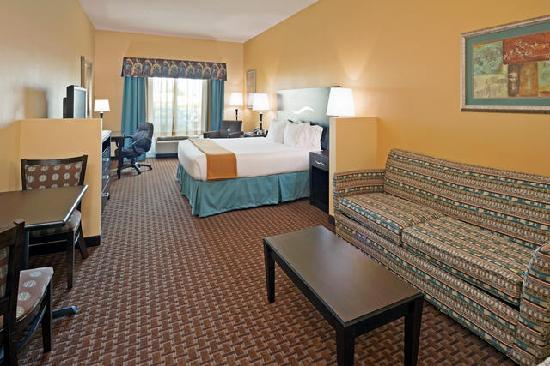 Holiday Inn Express Hotel & Suites Somerset Central: Jr King Suite