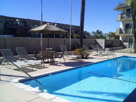 Sands Of La Jolla: pool