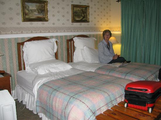 Westlodge Bed & Breakfast: Bedroom