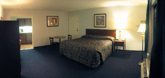Bluegrass Extended Stay Hotel: Deluxe King Non-Smoking