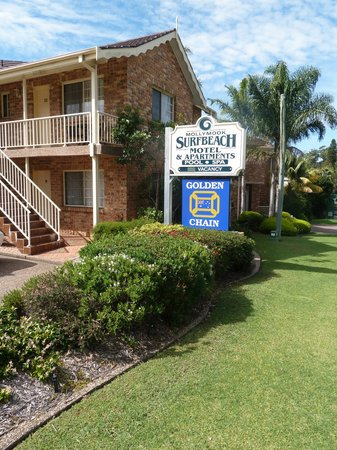 Mollymook Surfbeach Motel & Apartments