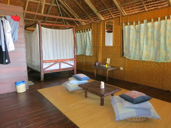 Rimba Resort: Island suite room