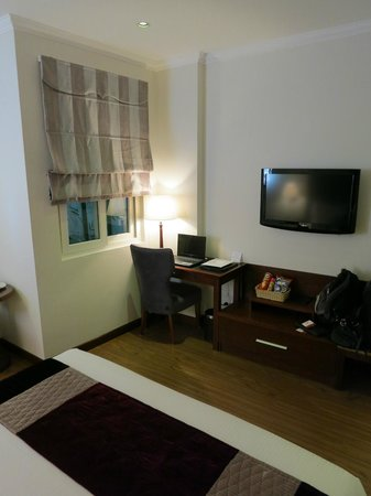 Essence Hanoi Hotel: Superior Double