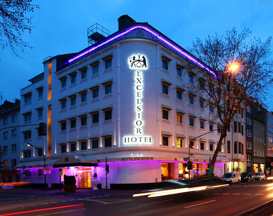 Hotel Excelsior Duesseldorf