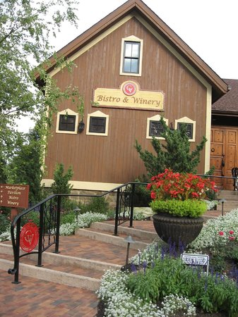 Gervasi Vineyard Winery Tours