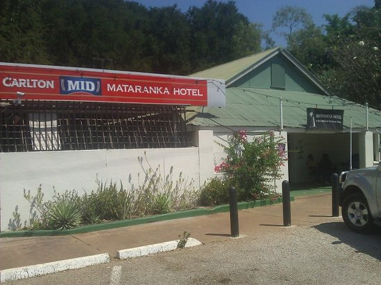 Mataranka Hotel Motel