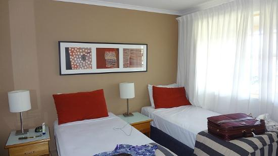 Medina Serviced Apartments Canberra: Main bedroom