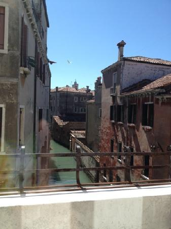 Hotel La Forcola: view from the suite