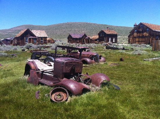 Holiday Inn Express Bishop: Bodie SHP an absolute Must visit when staying in Bishop