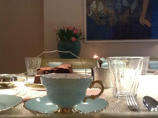 Chiswick B&B: Afternoon Tea