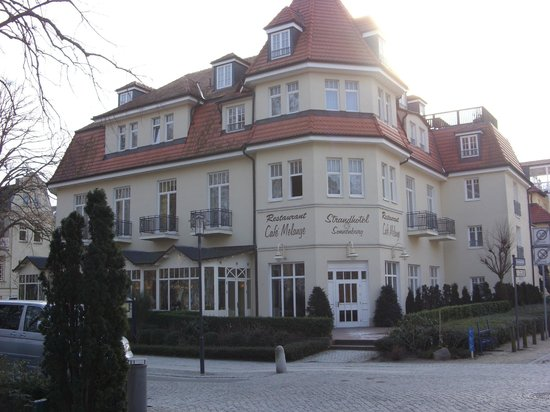 Strandhotel Sonnenburg