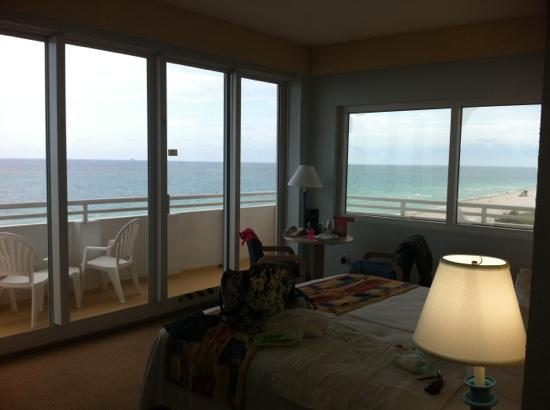 BEST WESTERN Atlantic Beach Resort: our room