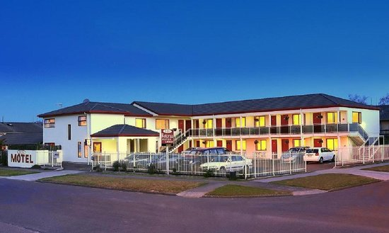 BK's Rotorua Motor Lodge