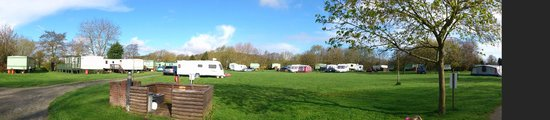 Photo of Island Meadow Caravan Park Stratford-upon-Avon
