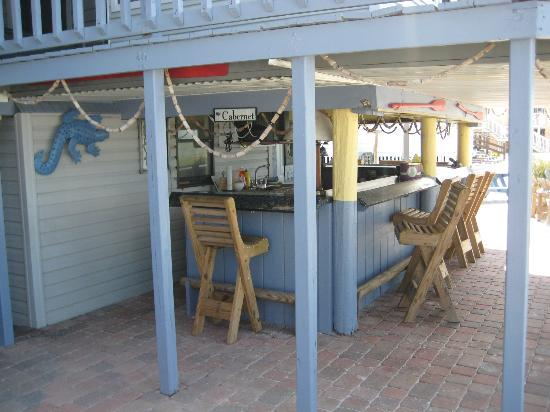 Wild Wave Resort: selfserve bar