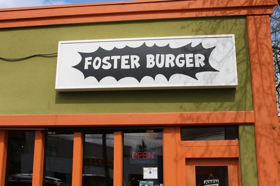 Foster Burger, Portland  Menu, Prices amp; Restaurant Reviews