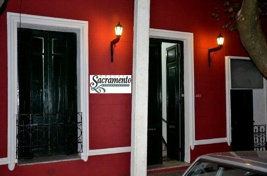 Sacramento Hostel