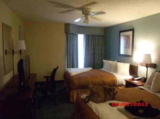Homewood Suites by Hilton Nashville-Airport: Interior room