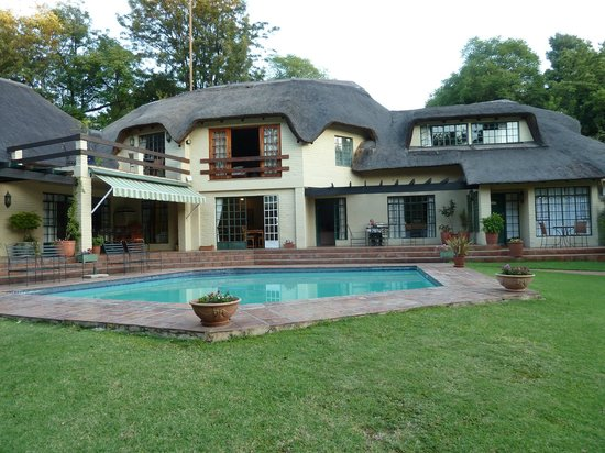 Thatchfoord Lodge: Main Lodge