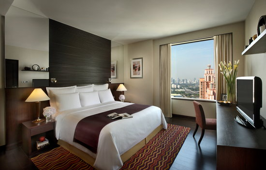 Sukhumvit Park, Bangkok - Marriott Executive Apartments: Apartments - Bedroom