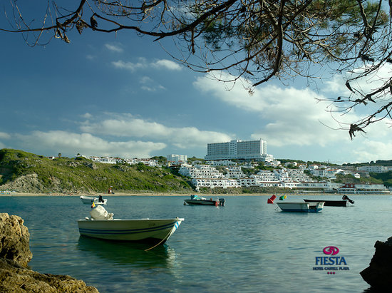 Photo of Fiesta Hotel Castell Playa Arenal d'en Castell