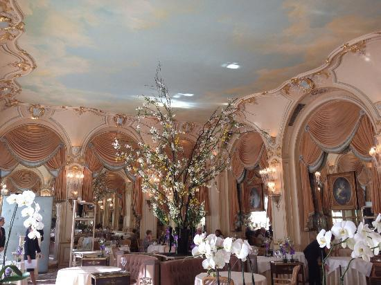 Salle manger picture of hotel ritz paris paris for Salle a manger paris
