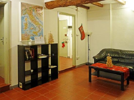 Il Nosadillo: common area