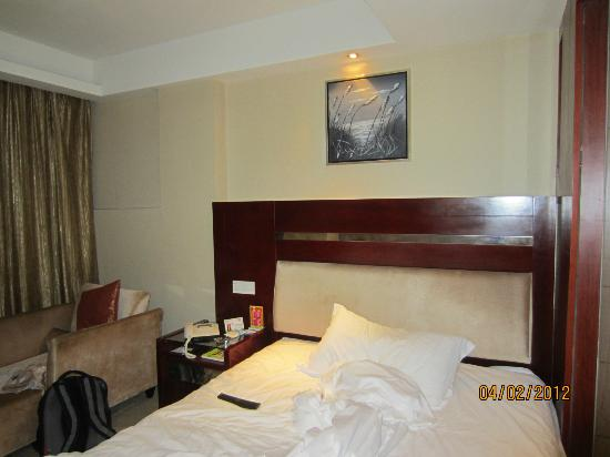 Weisiting Hotel: Room