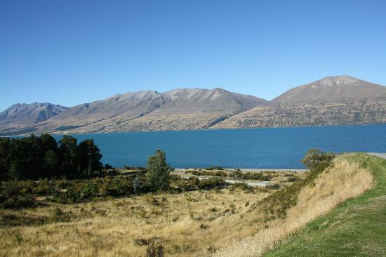 Lake Ohau Lodge: From our room