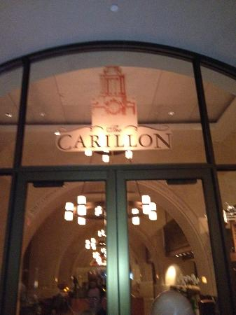 Carillon Entrance Picture Of Carillon Restaurant Austin