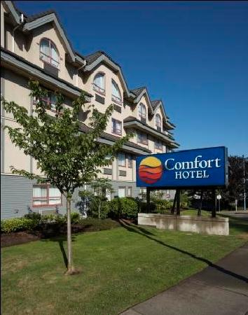 Comfort Inn &amp; Suites Conference Centre: Hotel
