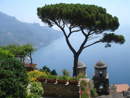 Ravello, Italy: Postkartenmotiv ?!