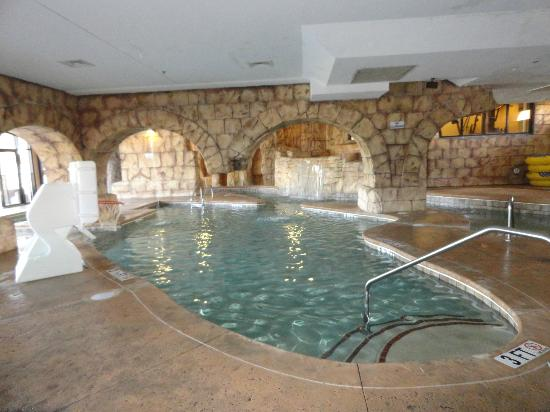 Island Vista: Indoor pool