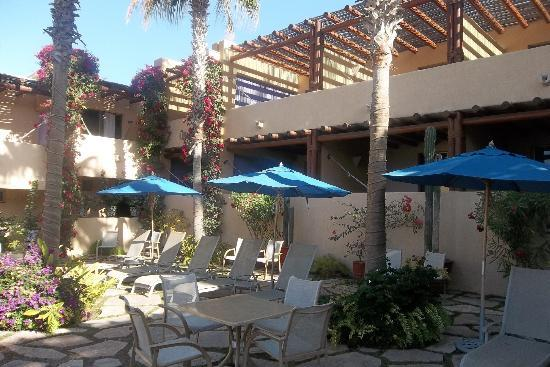 Patios picture of los patios hotel cabo san lucas - Patios interiores ...